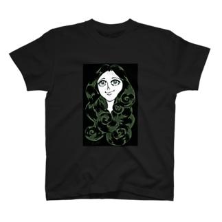 くるくるのつづき T-shirts