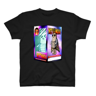 モスマンフィギュア T-shirts