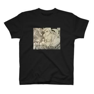 日常に潜む憂鬱 T-shirts