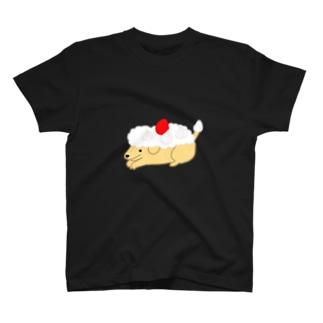 ショートイーヌ T-shirts