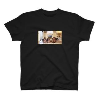 先輩 T-shirts
