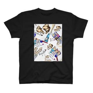ファッションブレッド T-shirts