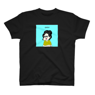 銀鈴堂のGIPSY T-shirts