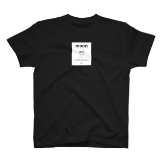 これがmoon T-shirts