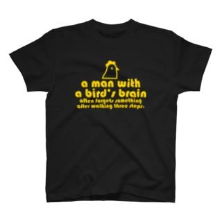 鳥頭 T-shirts