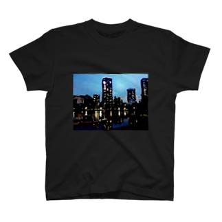 上野公園Tシャツ T-shirts