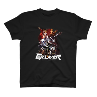 FIGHTING EX LAYER - T-shirt Tシャツ