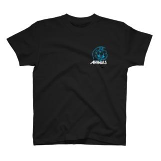 FEAオリジナルTシャツ両面 T-shirts