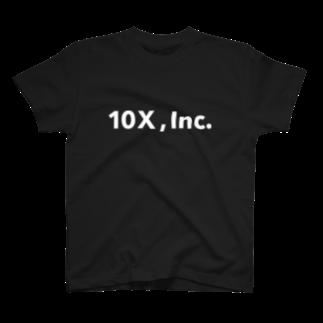 10X STOREの10X, Inc. Basic T-shirts
