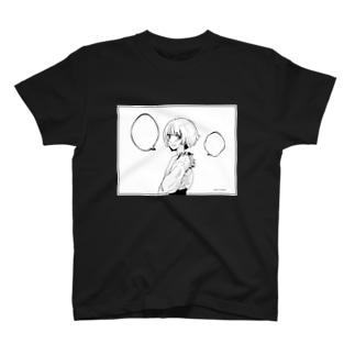 優しい子 T-shirts
