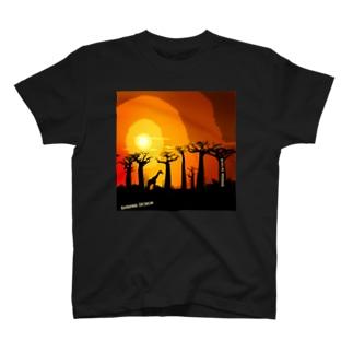 BAOBAB -MAMA AFRICAN SERIES- T-shirts