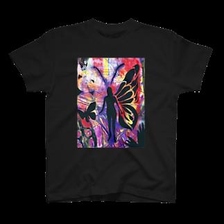"""Yukinko Akira factoryの""""You are Beautiful"""" T-shirts"""