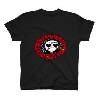 SKULL LOVESONG  T-shirts