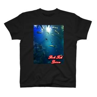 アンダーウォーター T-shirts