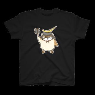 ときの伊達政宗すずめさん T-shirts