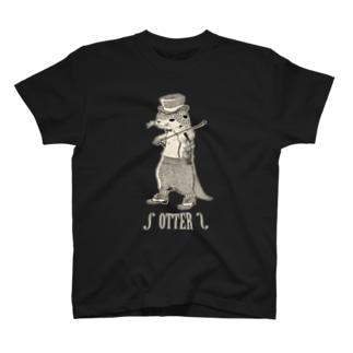 OTTER01 濃色用 T-shirts