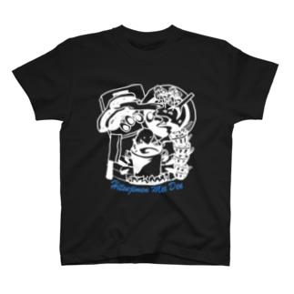 羊麺めぇ~でん T-shirts