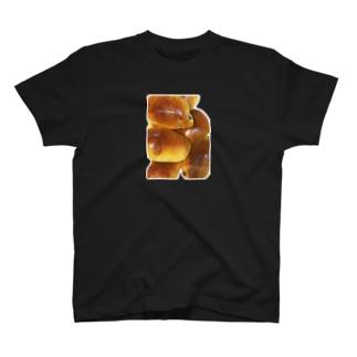 焼きたてパン T-shirts