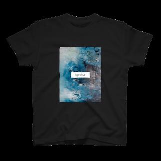 とりぷしんハウスのnagare T-shirts