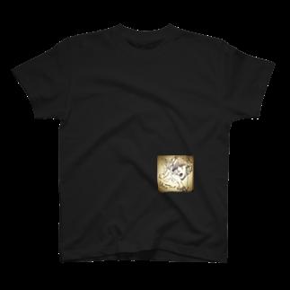 江藤ユーロ⭐️方喰朱音のDazzleぐちゃぐちゃver T-shirts