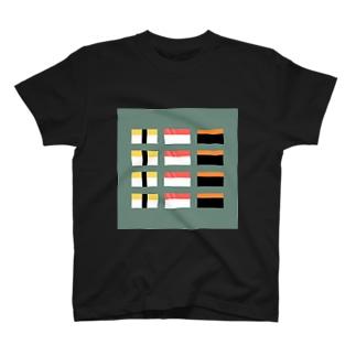 おいしいおすし T-shirts