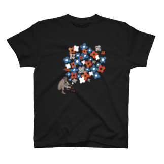 TRINCHの百花繚乱 T-shirts