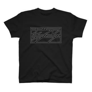 白ボルダ部 T-shirts