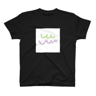 ふにゃふにゃ T-shirts