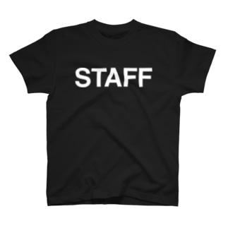 STAFFグッズ01 T-shirts