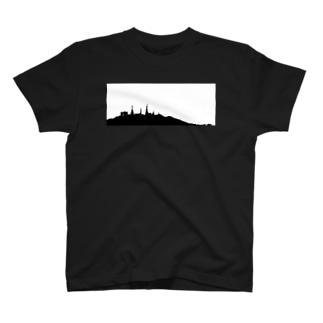 稲佐山、長崎 T-shirts
