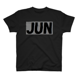 JUN  グッズ 3 T-shirts