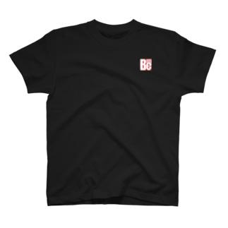 ボーダーコリーロゴT T-shirts