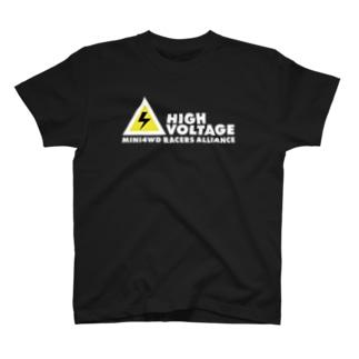 Tシャツ黒ベース T-shirts