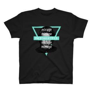 mirage mintgreen T-shirts