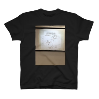 AKI哲学シリーズ1 T-shirts
