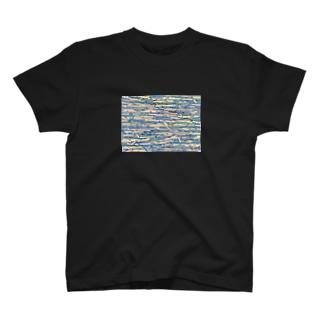 ストロー T-shirts
