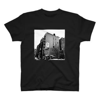 モノクロ T-shirts