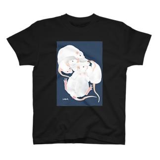 うちのこラット T-shirts