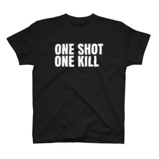 ベーシックわんわん T-shirts
