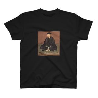 茶道の創始者プリントT T-shirts