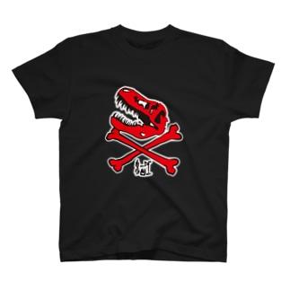 恐竜くんTシャツ T-shirts