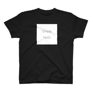 Simple NesS T-shirts