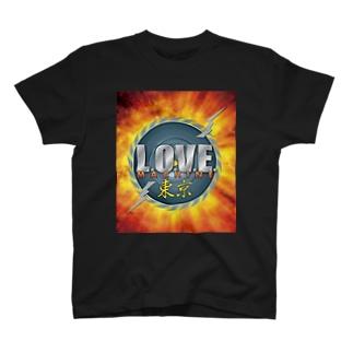 LMTロゴTシャツ T-shirts