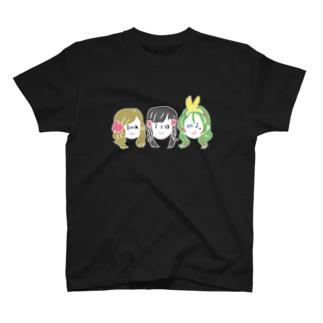 D I ▽▲ちゃん T-shirts