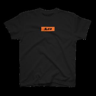 A.co🌼のシンプルA.co T-shirts