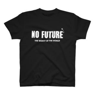 ShineのNO FUTURE 2 T-shirts