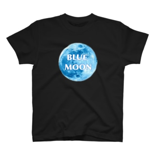BLUE MOON Teeシャツ T-shirts
