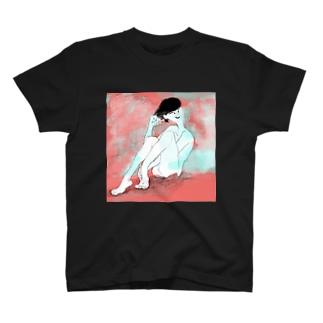 マッシュ先輩 T-shirts
