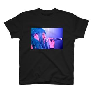 LIVE シェイク T-shirts