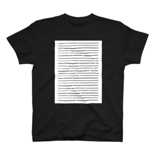 ノート T-shirts